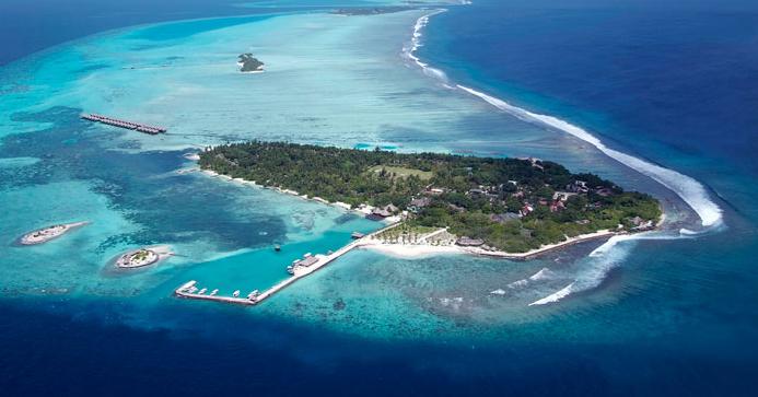 马尔代夫白金岛(大劳力士)adaara select hudranfushi